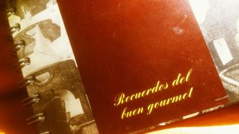 El libro de restaurantes original